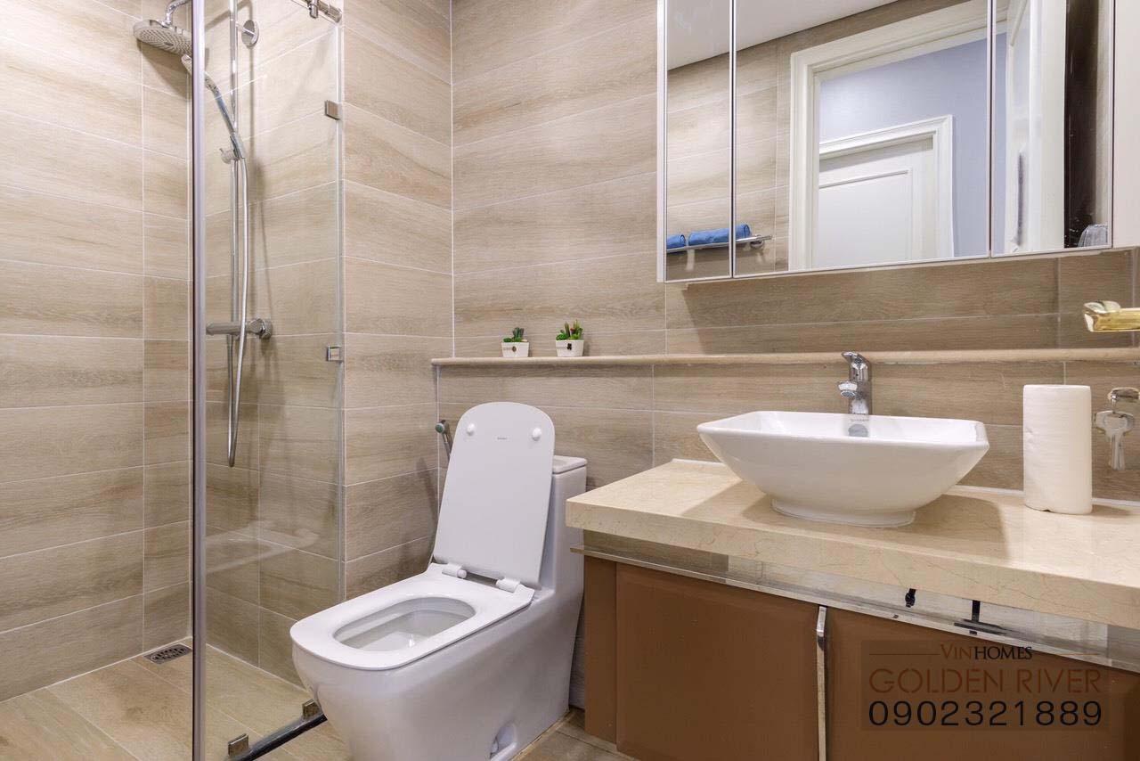 Vinhomes Golden River Aqua 1 cho thuê căn hộ 74m² - hình 12