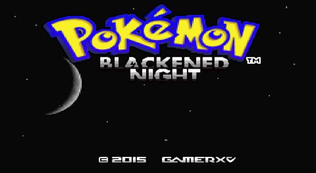 ScreenShot034 Pokémon Blackened Night [HACK] Android