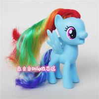 MLP Rainbow Dash New Brushable