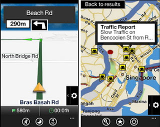 Telmap navigation app for Windows Phone 7 released