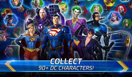 DC Legends: Battle for Justice Mod Apk Download
