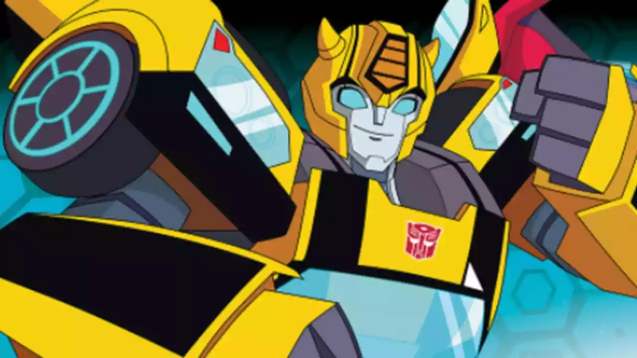 Transformers: Cyberverse Animated Series First Visual Revealed.
