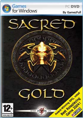 Sacred 1 Gold Edition PC [Full] Español [MEGA]