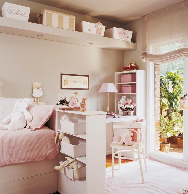 Dormitorios juveniles para espacios peque os ideas para decorar dormitorios - Dormitorios juveniles espacios pequenos ...