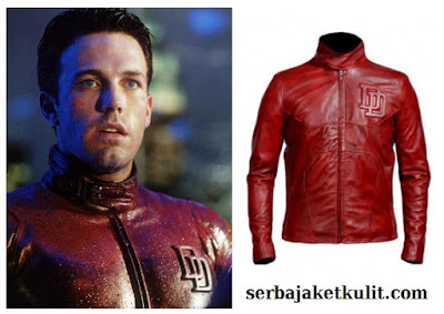 model jaket kulit asli replika daredevil