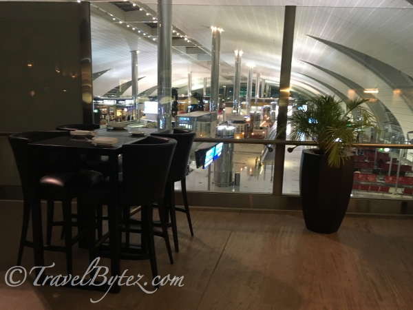 Marhaba Lounge at Dubai Airport