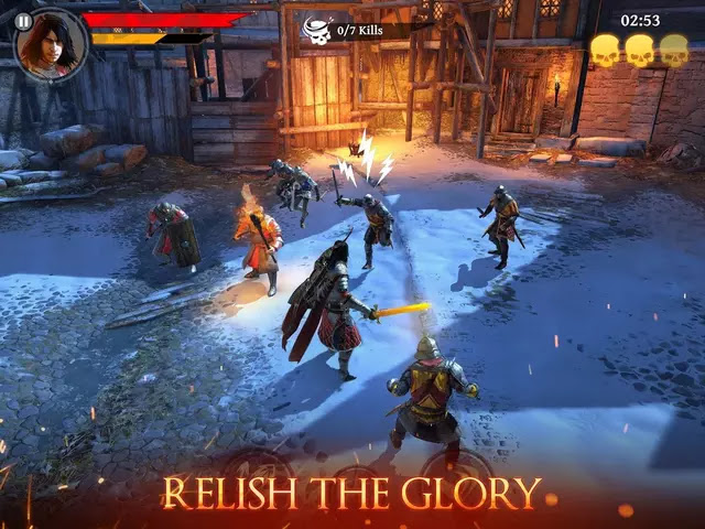 Iron Blade Medieval Legends Full Apk