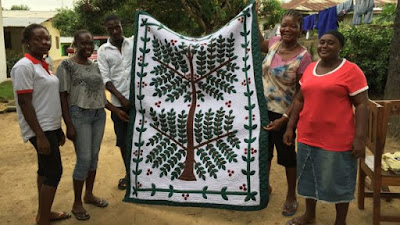 How a former slave gave a quilt to Queen Victoria (BBC Africa)