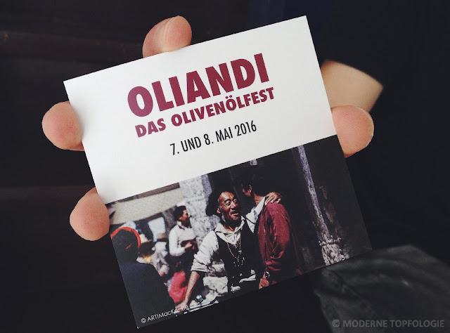 Oliandi 2016 - das Olivenölfest