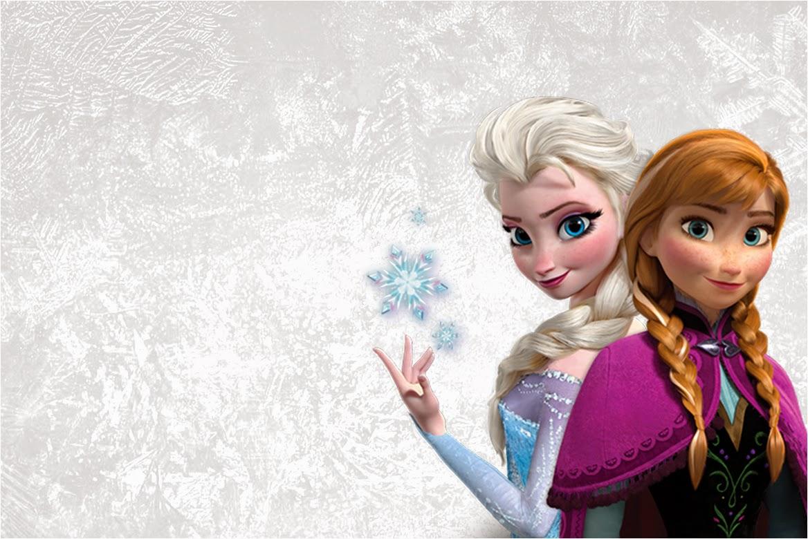 Cumpleaños De Frozen Invitaciones Para Imprimir Gratis