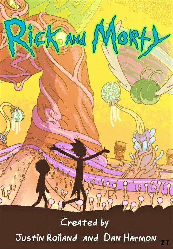 Rick et Morty – Saison 5 [Streaming] [Telecharger]