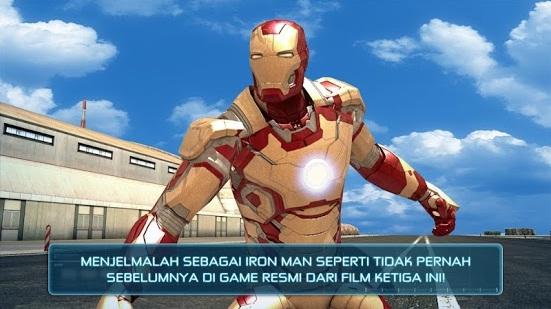 Iron Man Offline MOD APK