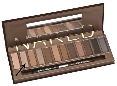 Urban Decay Naked Palette Sin