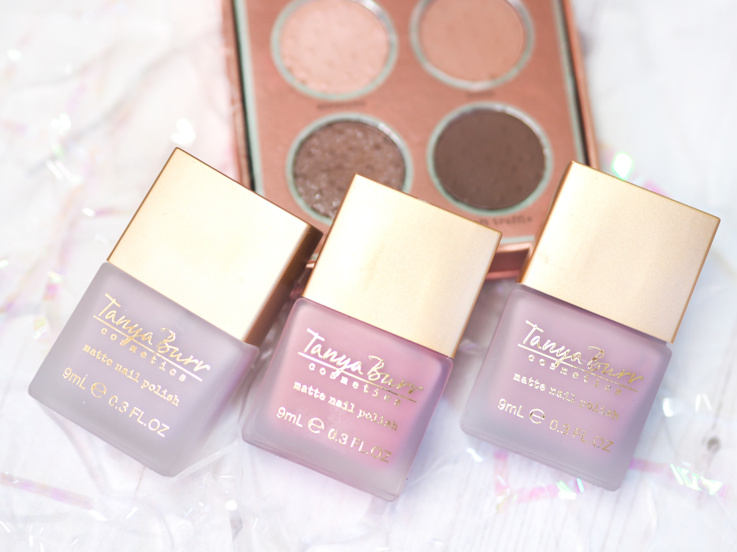 Tanya Burr Cosmetics Soft Luxe Collection