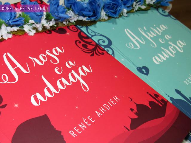 Resenha: A Rosa e a Adaga #MulheresdaLiteratura