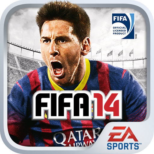 Full Download FIFA 14 Mod Apk + Data Obb On Android