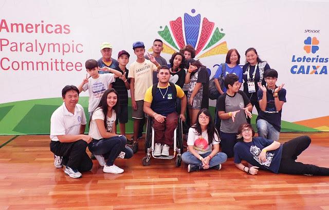 Iguape tem vice-campeão no Parapan