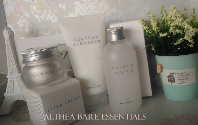 Review : Althea Bare Essentials