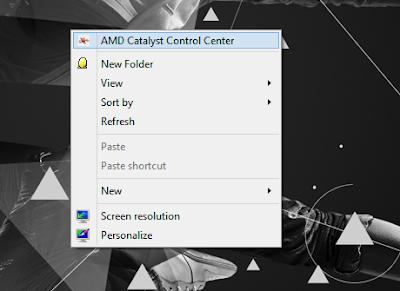 Fix Monitor Can't Full Screen on ATI/AMD Radeon Graphics Cards 2