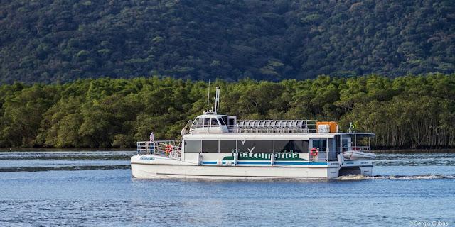 Ilha oferece passeios com Catamarã, UTV e Quadriciclos na temporada