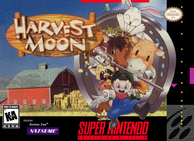 Rom de Harvest Moon em PT-BR - Super Nintendo