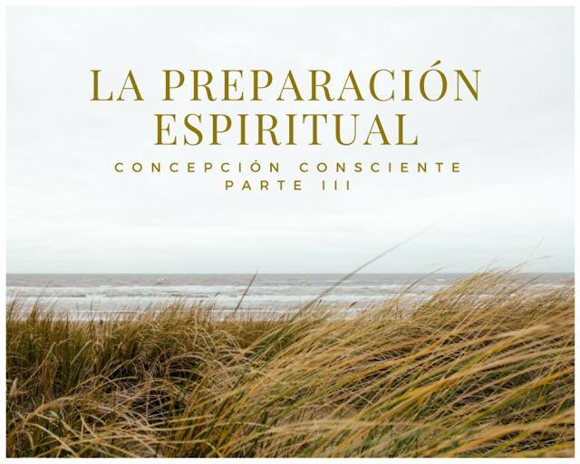 preparación espiritual al embarazo