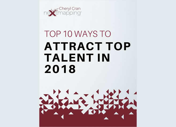 Top 10 Ways to Attract Top Talent in 2018 - 100% Free eGuide