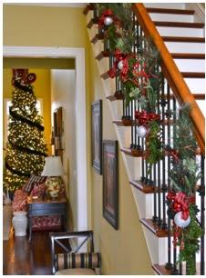 ideas para arreglar la casa en navidad, adornar la casa en navidad