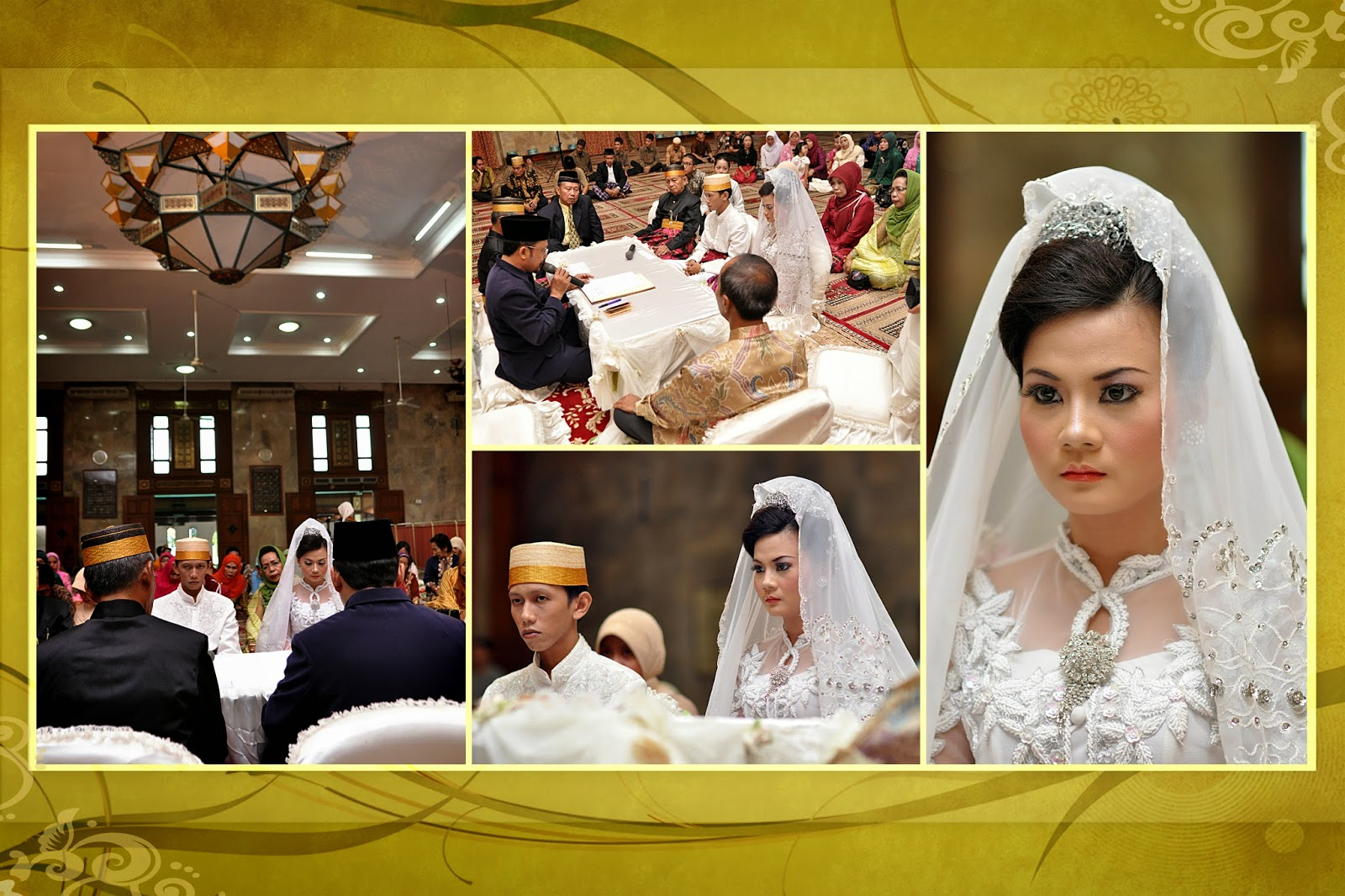 Foto Dokumentasi Wedding