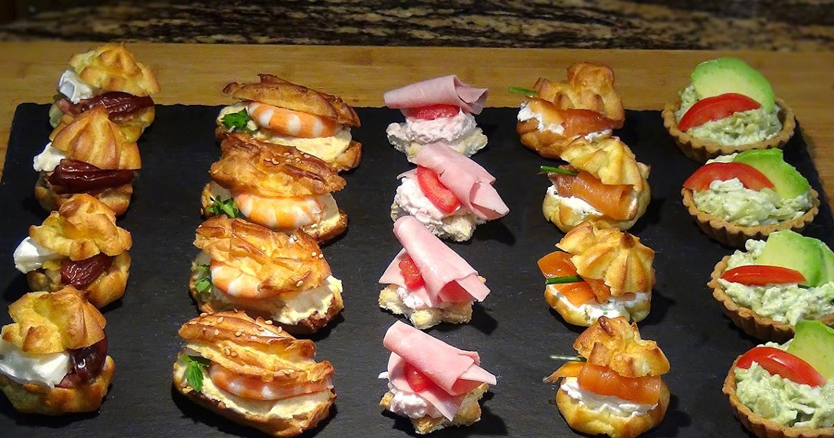 La cocina de loli dom nguez canap s o aperitivos variados for Canape de cangrejo