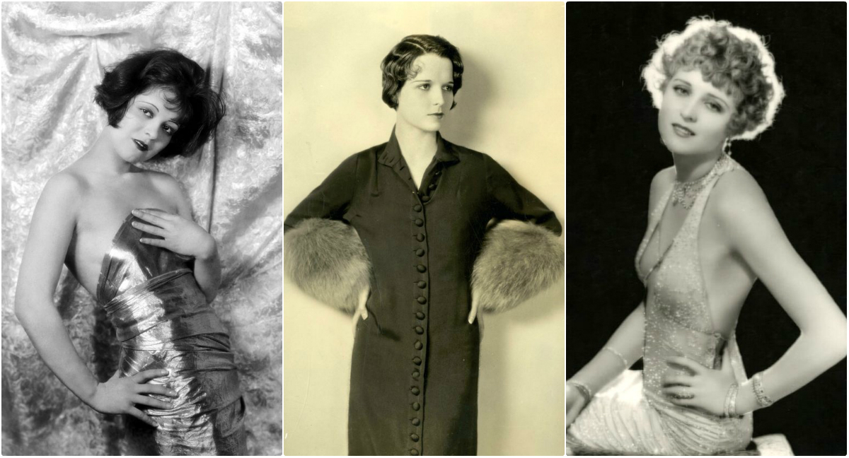 40 Fabulous Photos of Classic Beauties Who Defined the 1920s Women's Fashion