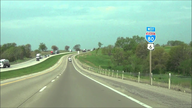 Wikipedia's Article of the Day July 21, 2018: Interstate 80 in Iowa