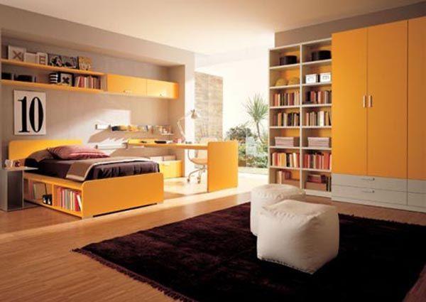52 Girls' Minimalist Bedroom Decorations