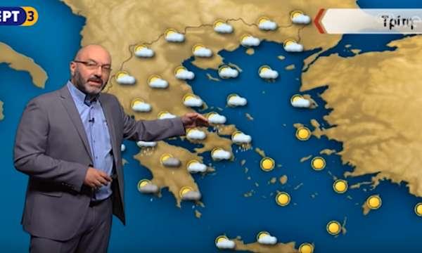Ο καιρός αλλάζει με βροχές και θυμίζει Φθινόπωρο (βιντεο)