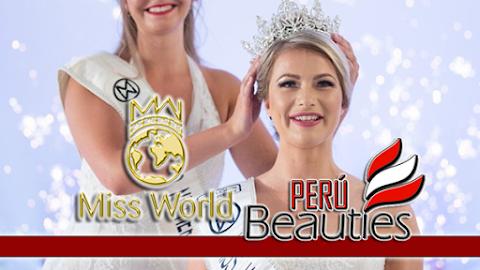 Miss World Netherlands 2018