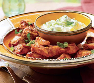 Restaurant Tandoori Chicken Recipe