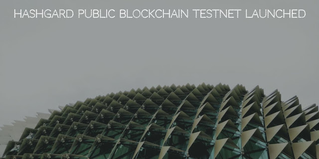 Hashgard Public Blockchain TestNet launched