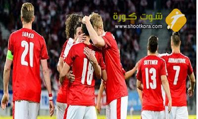النمسا وايسلندا فى اخر مباراة من دور المجموعات فى يورو 2016