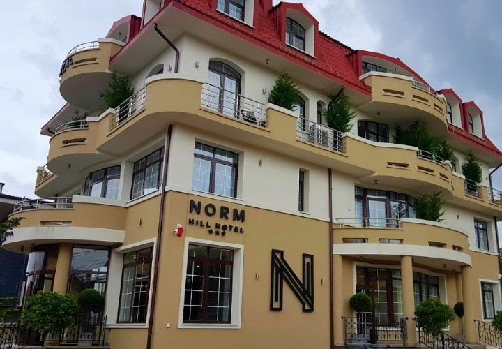 NormHill Hotel Cluj
