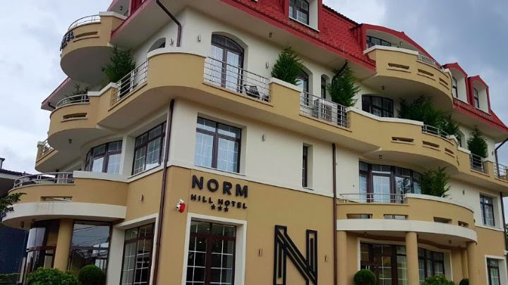 Norm Hill Hotel ***
