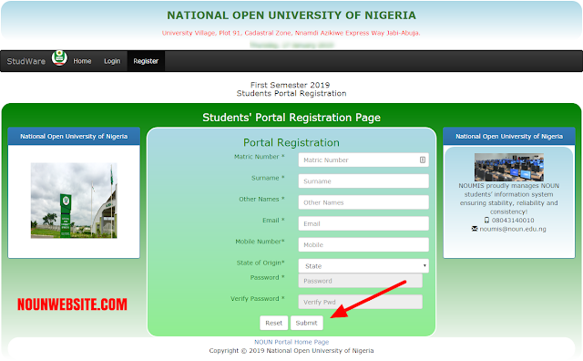 4 Noun Students Portal Registration form for New Students Registration www.nouonline.net.png