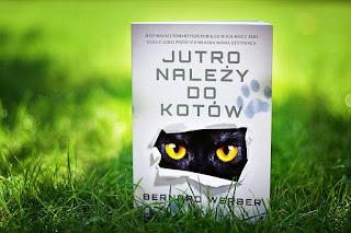 "Bernard Werber - ""Jutro należy do kotów"""