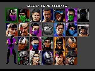 Ultimate Mortal Kombat 3 (Mega Drive)