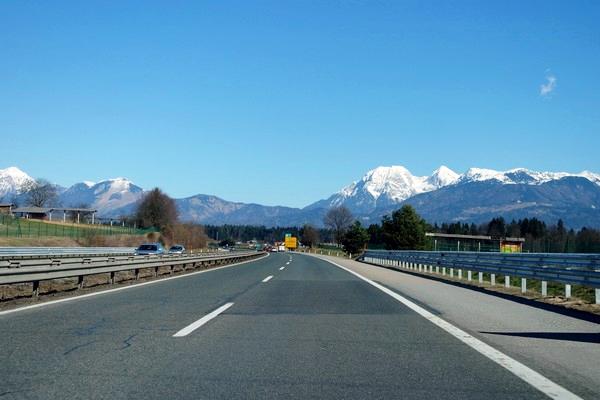 slovénie route bled road trip