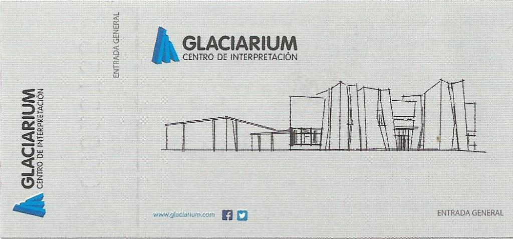 Ingresso para Glaciarium