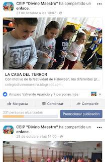 https://m.facebook.com/CEIPDivinoMaestro/