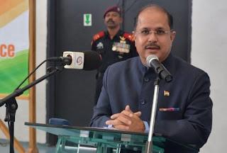 सऊदी अरब भारत के नए राजदूत औसाफ़ सईद नियुक्त किये गए