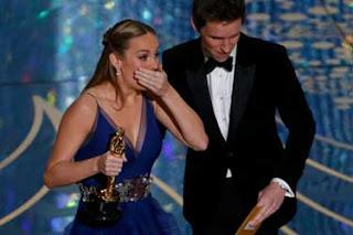 Oscar 2016 - Brie Larson