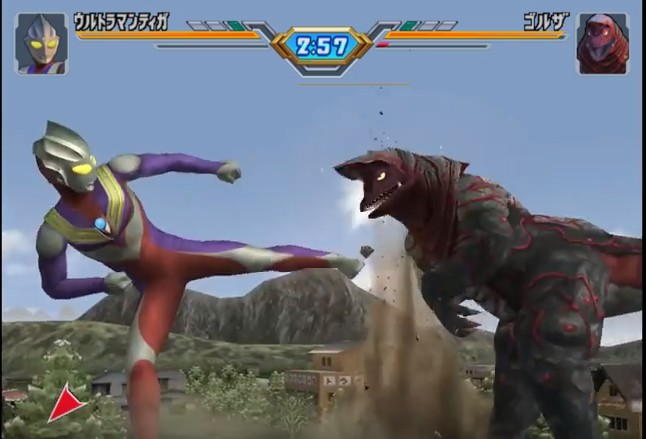 Download Ultraman Fighting Evolution 3 Pcsx2