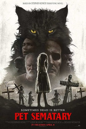 Watch Online Free Pet Sematary (2019) Full English Movie Download 720p 480p HD
